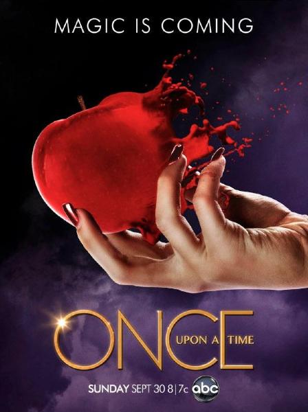 Постер для 2 сезона сериала Однажды