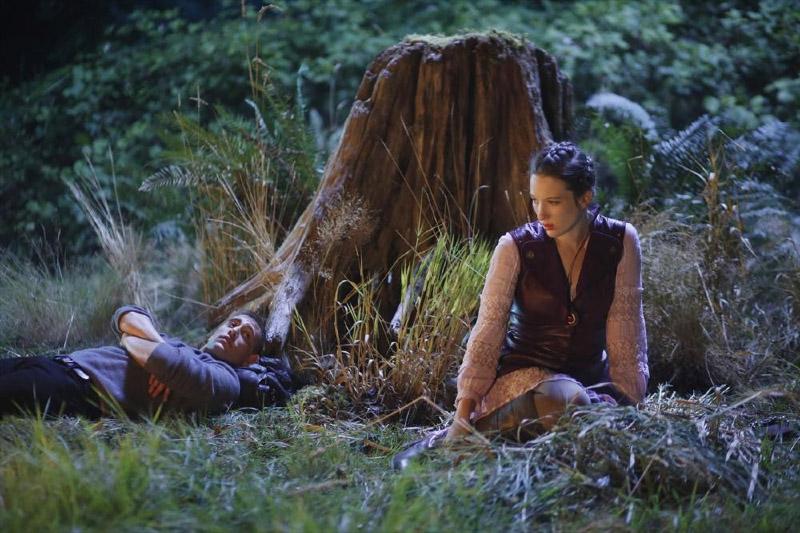 """Однажды в Стране Чудес """"Trust Me"""" - 2 серия 1 сезона"""