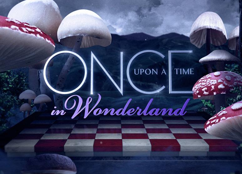 Постер для 1 сезона сериала Однажды в Стране Чудес