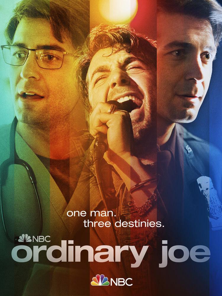 Постер для 1 сезона сериала Ordinary Joe