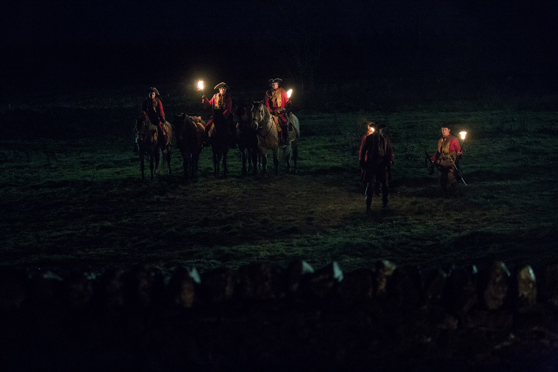 "Чужестранка ""Vengeance Is Mine"" - 11 серия 2 сезона"