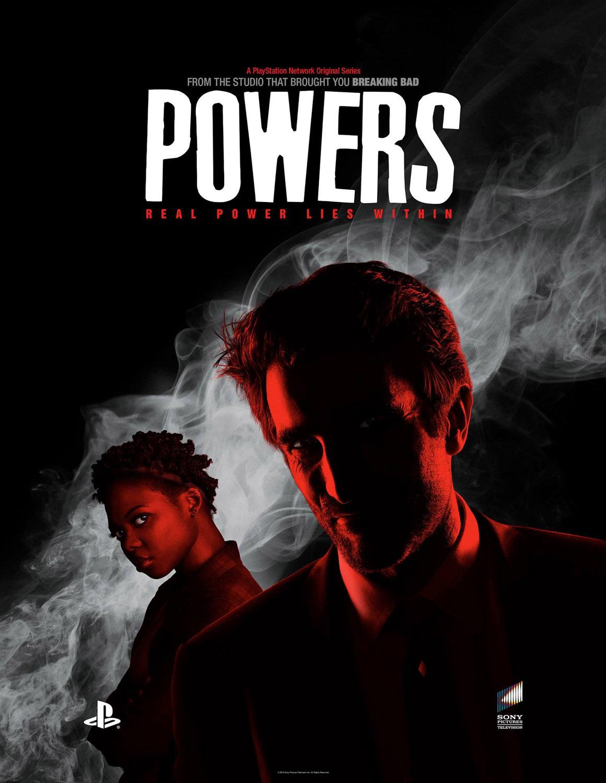 Постер для 1 сезона сериала Сверхспособности