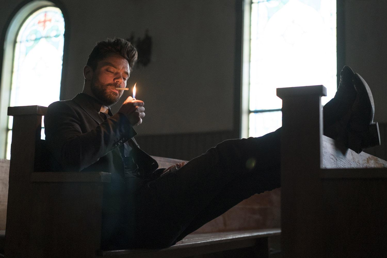 проповедник 1 сезон смотреть кубик в кубе
