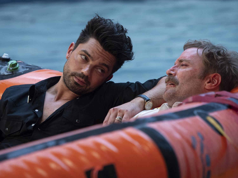 "Проповедник ""Search and Rescue"" - 4 серия 4 сезона"