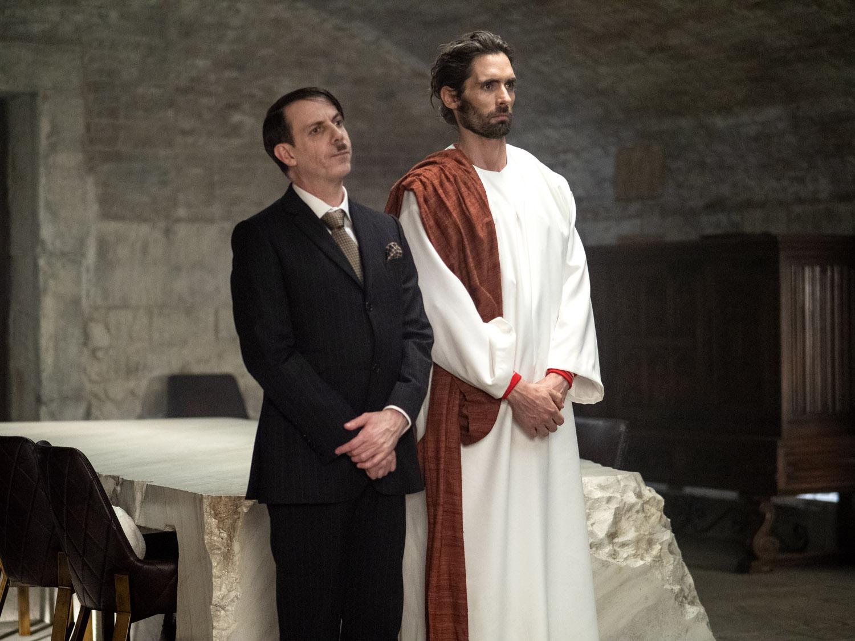 "Проповедник ""Fear of the Lord"" - 8 серия 4 сезона"