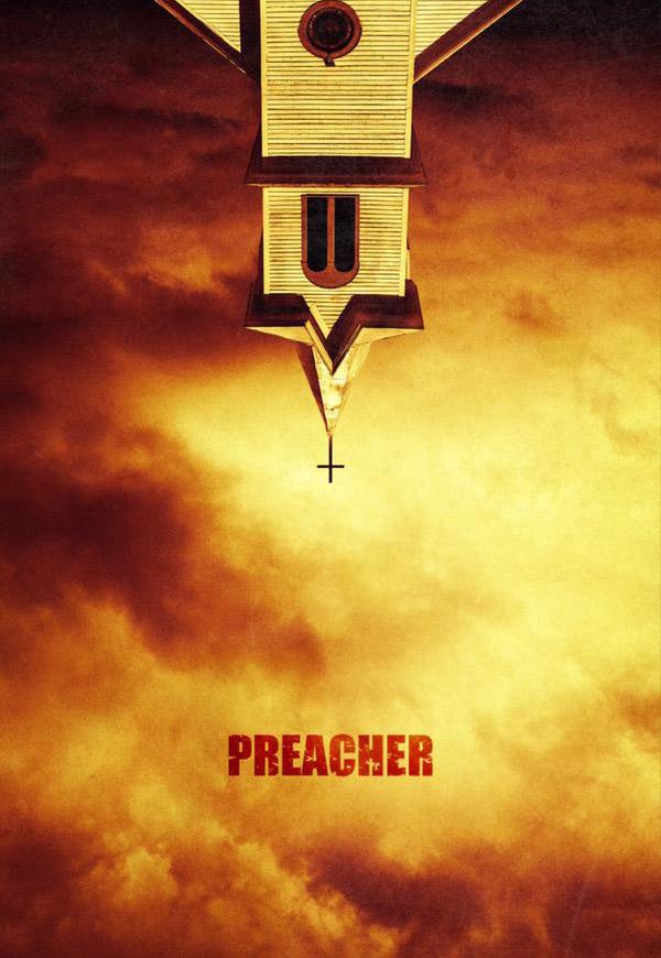 Постер для 1 сезона сериала Проповедник