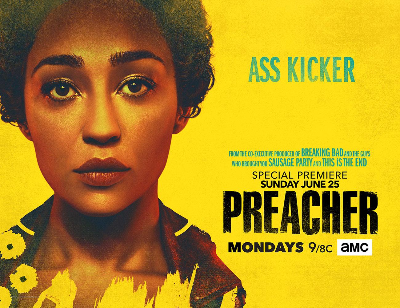 Постер для 2 сезона сериала Проповедник