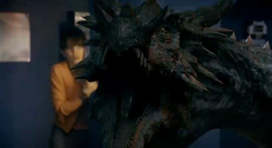 Дракорекс в 1 серии 4 сезона Первобытного