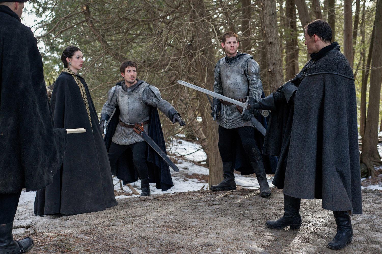 Царство the siege 21 серия 2 сезона