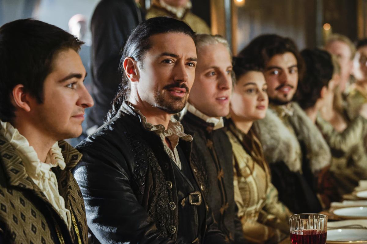 """Царство """"The Shakedown"""" - 12 серия 4 сезона"""