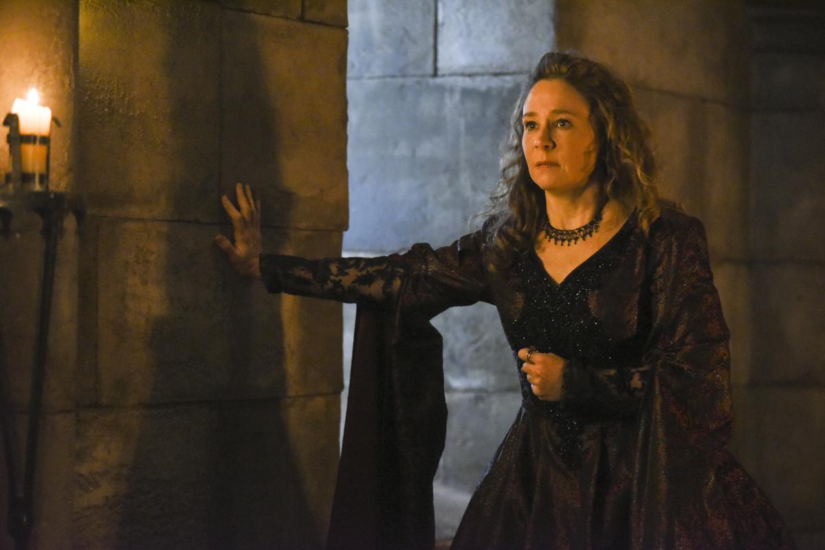 "Царство ""All it Cost Her..."" - 16 серия 4 сезона"