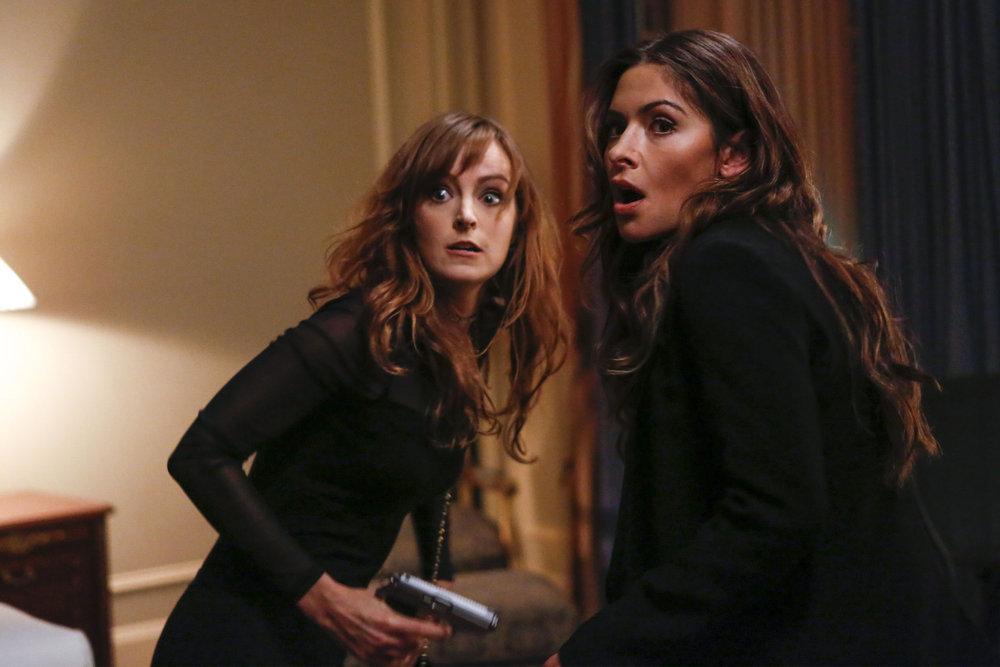 "Reverie ""Bond. Jane Bond."" - 2 серия 1 сезона"