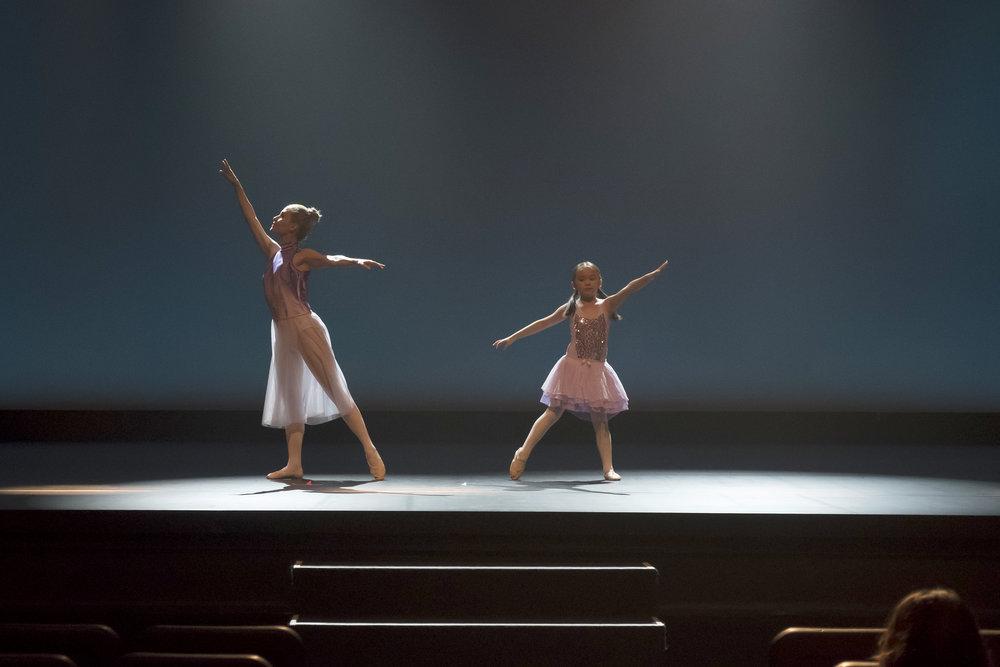 """Грезы """"Pas De Deux"""" - 6 серия 1 сезона"""