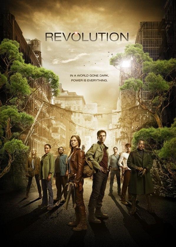 Сериал революция 1 сезон