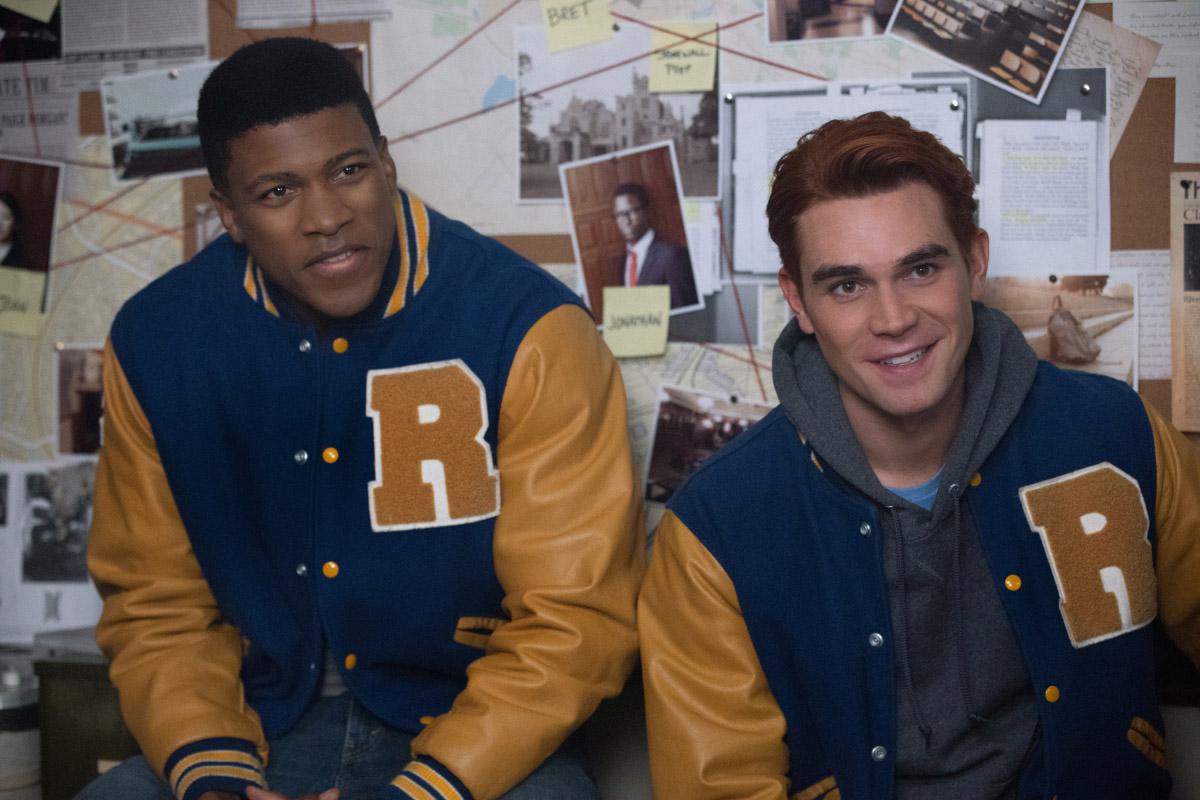 "Ривердейл ""Chapter Sixty-Seven: Varsity Blues"" - 10 серия 4 сезона"