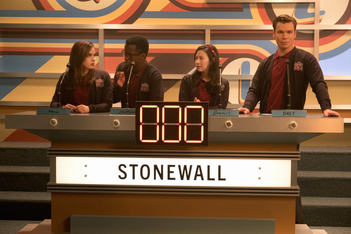 "Ривердейл ""Chapter Sixty-Eight: Quiz Show"" - 11 серия 4 сезона"