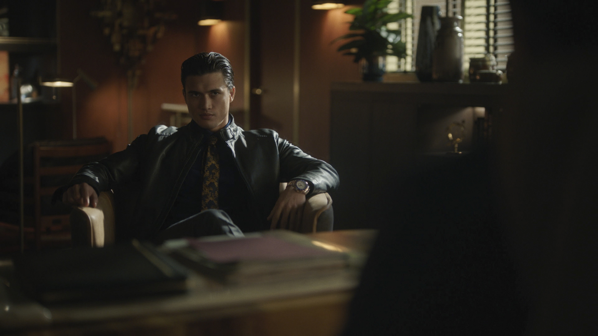 "Ривердейл ""Chapter Eighty-Six: The Pincushion Man"" - 10 серия 5 сезона"