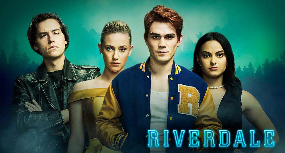 Постер для 4 сезона сериала Ривердейл