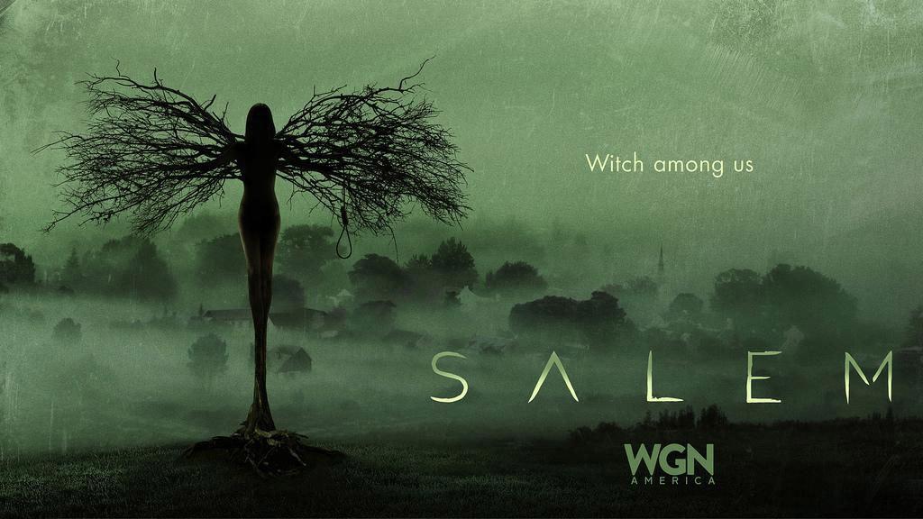 Постер для 1 сезона сериала Салем