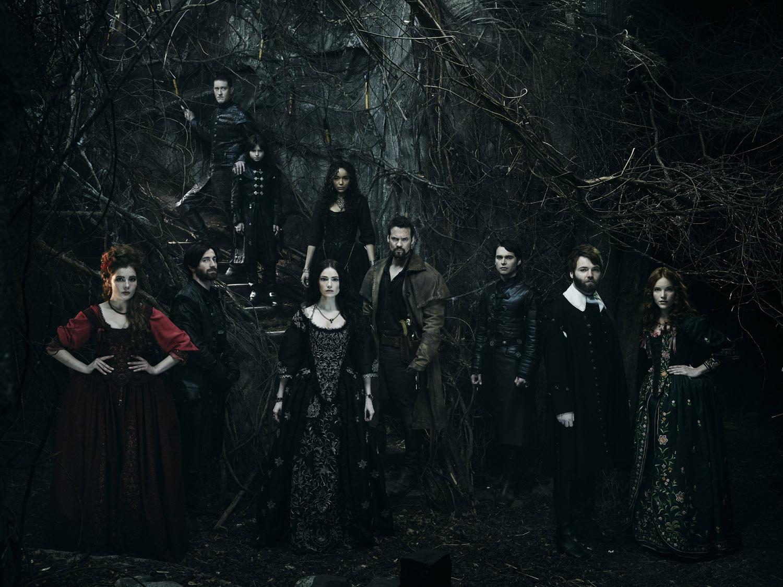 Постер для 3 сезона сериала Салем