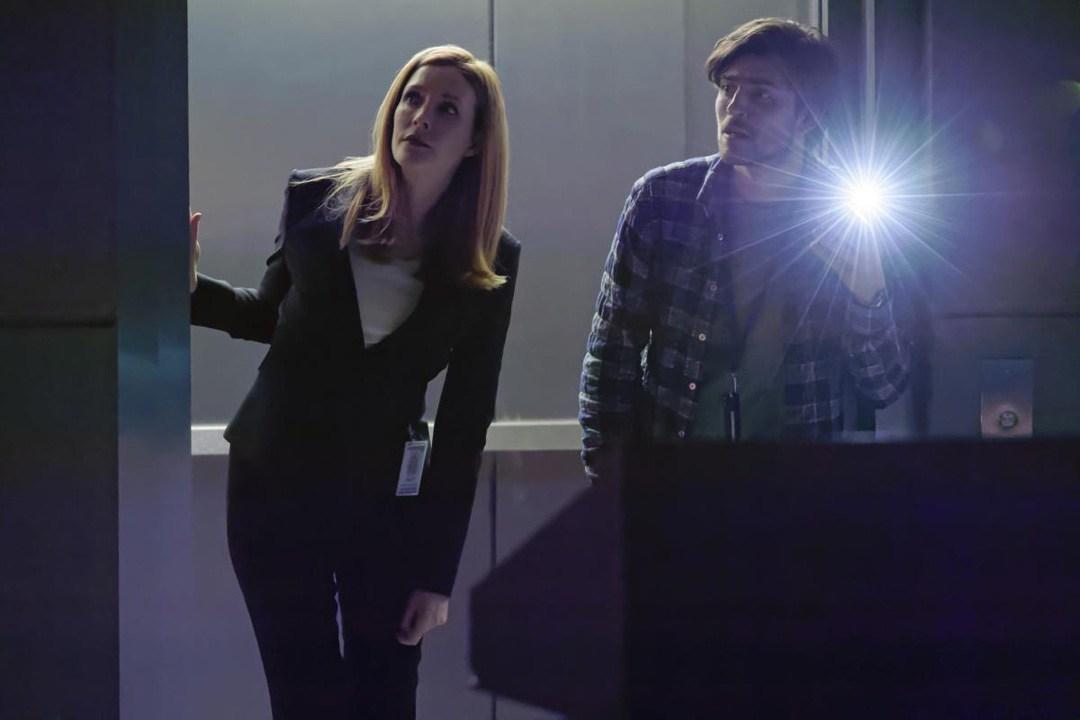 "Спасение ""The Human Strain"" - 4 серия 1 сезона"