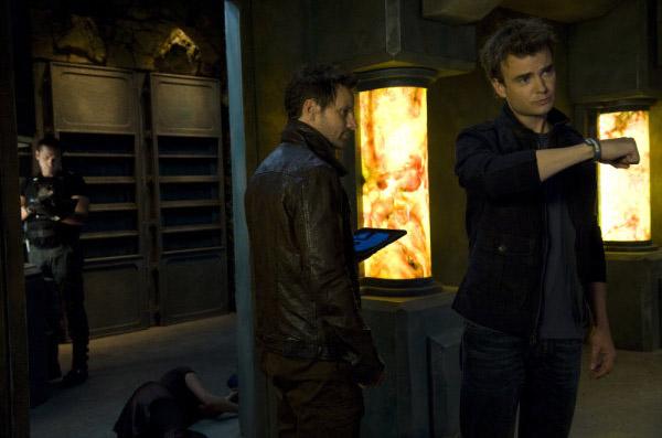 Pax Romana - 11 серия 3 сезона Убежища