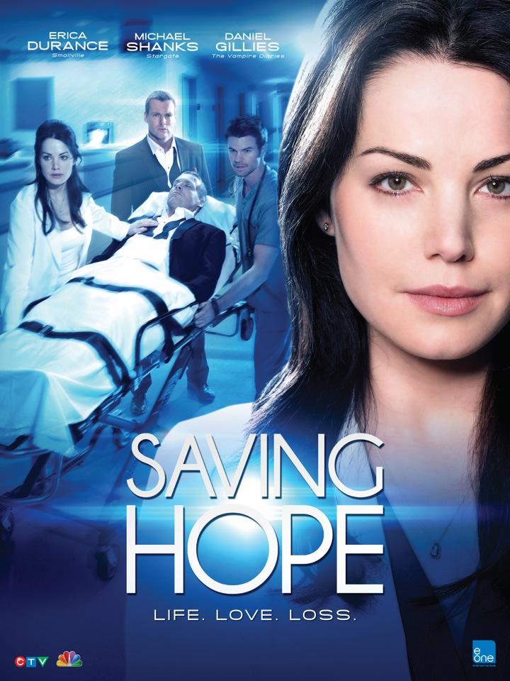 Постер для 1 сезона сериала В Надежде на Спасение