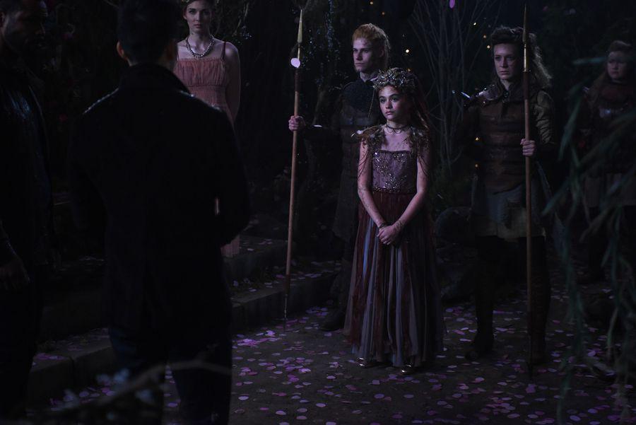 "Сумеречные Охотники ""Awake, Arise, or Be Forever Fallen"" - 18 серия 2 сезона"