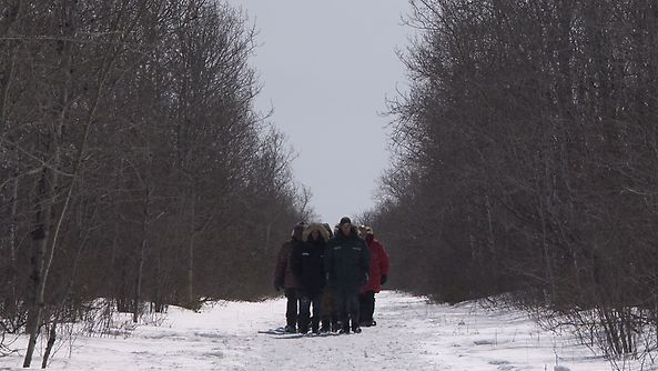 "Сибирь ""Strange Bedfellows"" - 10 серия 1 сезона"