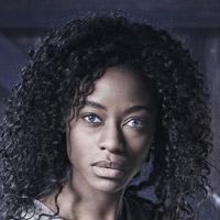Сибонгиле Мламбо в сериале Сирена - официальное фото