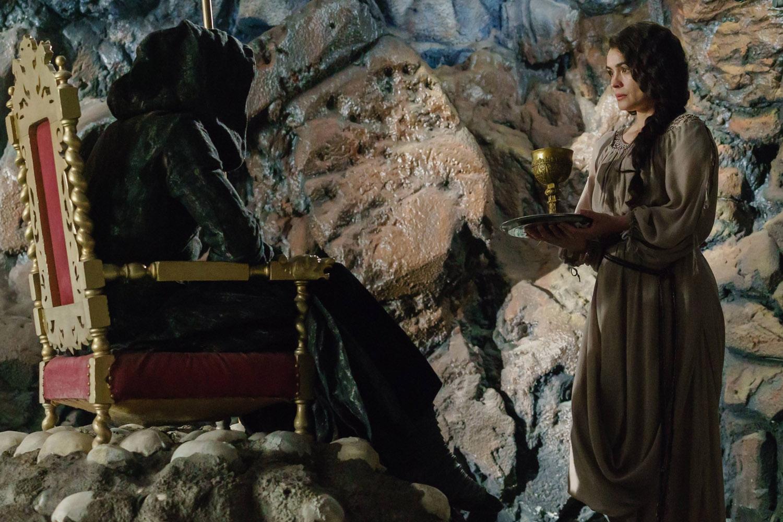 """Сонная Лощина """"Dark Mirror"""" - 13 серия 3 сезона"""