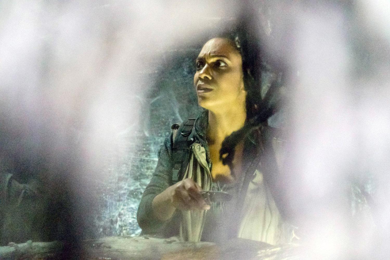 """Сонная Лощина """"The People v. Ichabod Crane"""" - 4 серия 4 сезона"""