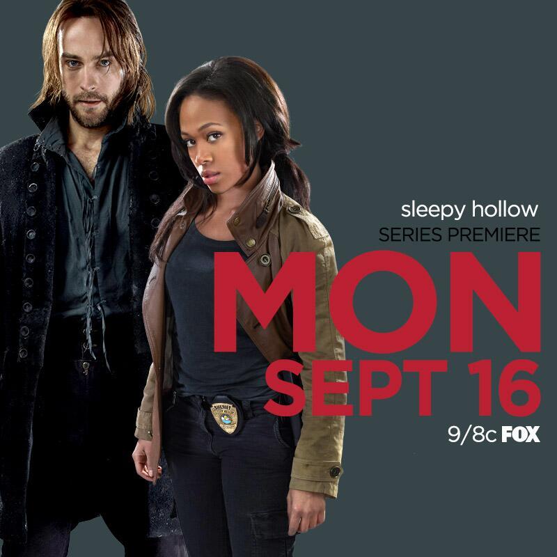 Постер для 1 сезона сериала Сонная Лощина