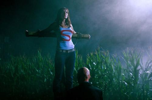 Лоис в премьере 10 сезона Смолвиля