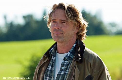 Возвращение Джонатана Кента в 10 сезоне Смолвиля