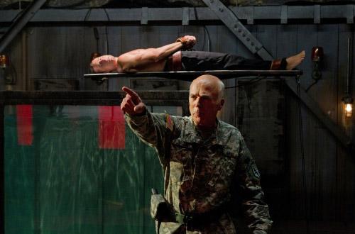 9 серия 10 сезона Смолвиля - Patriot