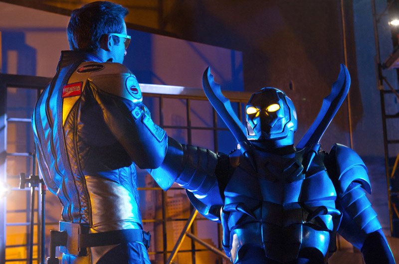 Booster - 18 серия 10 сезона Смолвиля