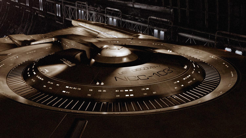 """Звездный Путь: Дискавери """"The Vulcan Hello"""" - 1 серия 1 сезона"""