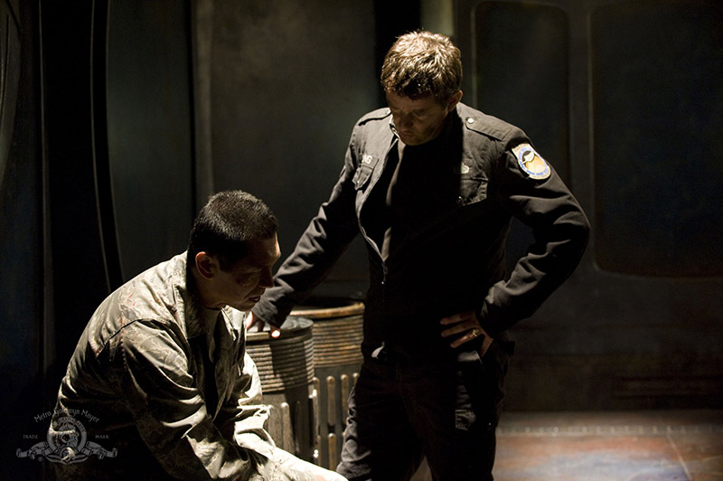Subversion Stargate Universe