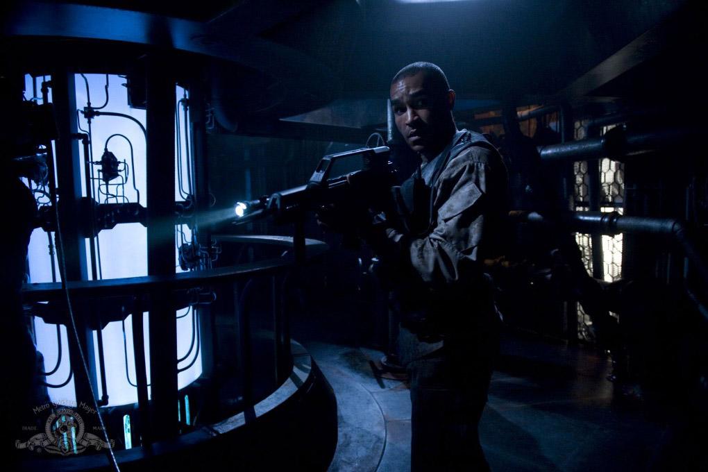 Awakening - 3 серия 2 сезона Звездных Врат Вселенная