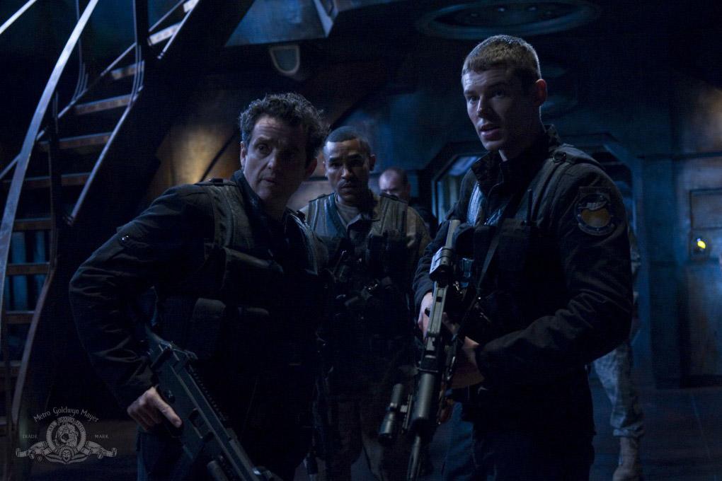 Malice - 8 серия 2 сезона Звездных Врат Вселенная