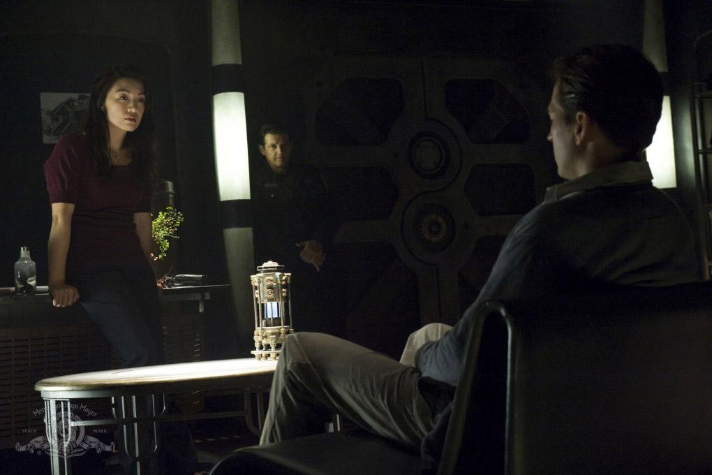 Visitation - 2 сезон 9 серия Звездных Врат Вселенная