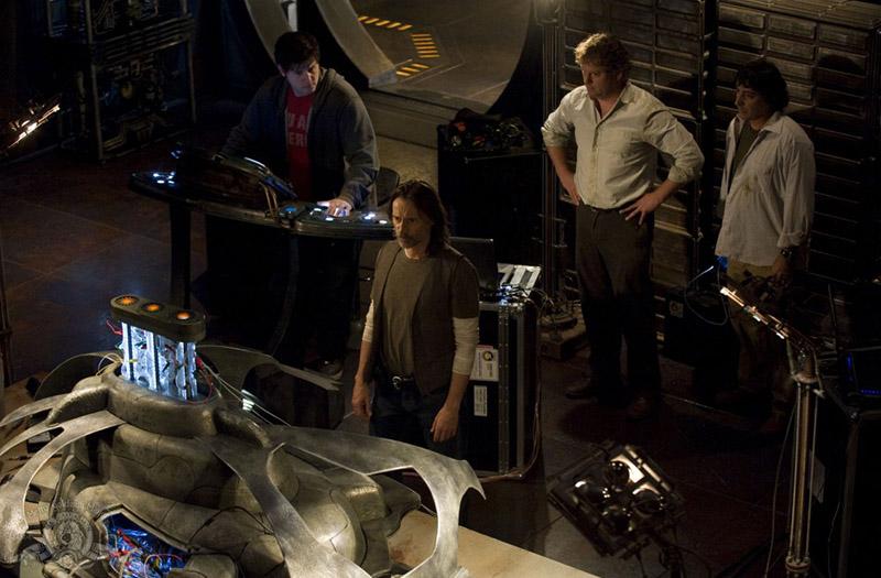 Deliverance (Part 2) - 11 серия 2 сезона Звездных Врат Вселенная