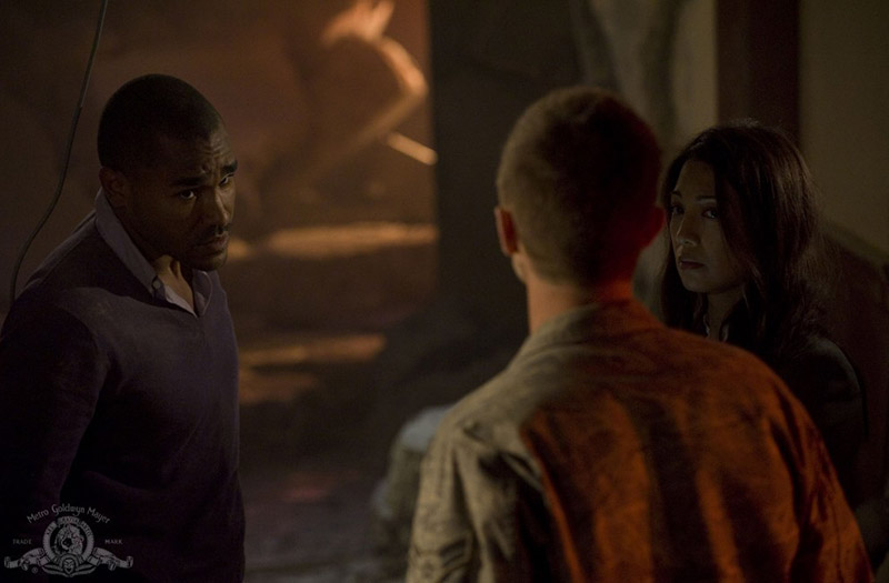 Alliances - 13 серия 2 сезона Звездных Врат Вселенная