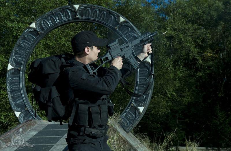 Common Descent - 17 серия 2 сезона Звездных Врат Вселенная