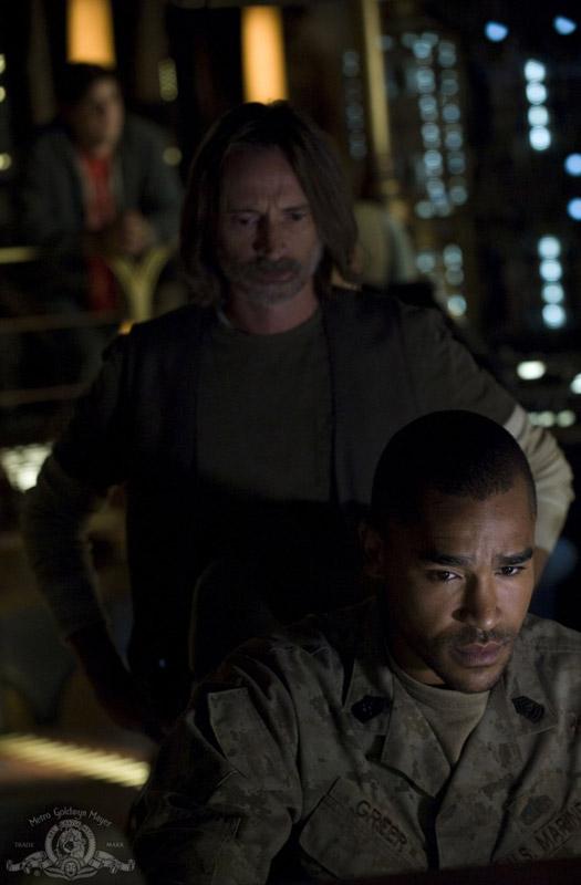 Blockade - 19 серия 2 сезона Звездных Врат Вселенная