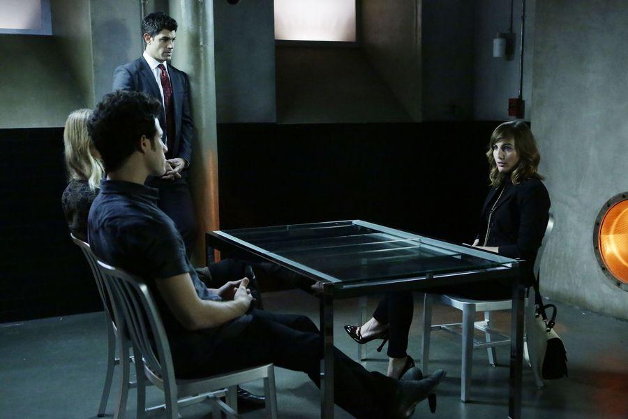 """Сшиватели """"The Guest"""" - 9 серия 2 сезона"""