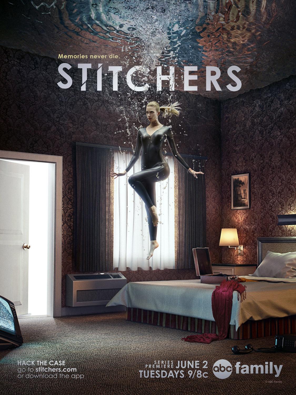 Постер для 1 сезона сериала Сшиватели