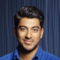 Ритеш Раджан в сериале Сшиватели - официальное фото