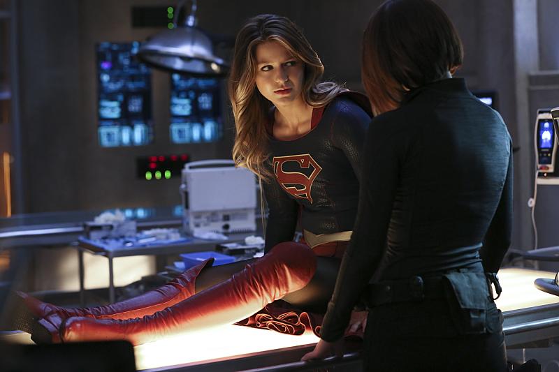 "Супергерл ""Better Angels"" - 20 серия 1 сезона"